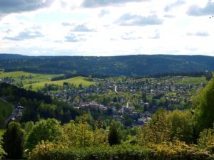 Klingenthal - Sachsenberg
